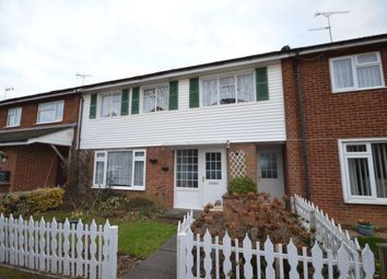 Thumbnail 3 bed terraced house for sale in Park Close, Stevenage