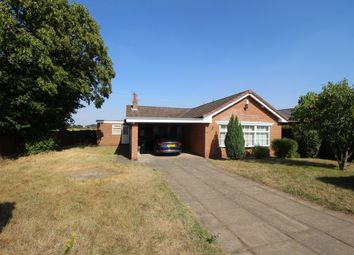 Thumbnail 3 bed detached bungalow to rent in Hough Road, Barkston, Grantham