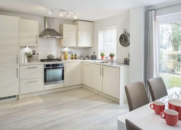 "Thumbnail 3 bed semi-detached house for sale in ""Finchley"" at Zone 4, Burntwood Business Park, Burntwood"