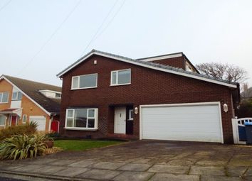 Thumbnail 4 bed detached house to rent in The Knowle, Bispham, Blackpool
