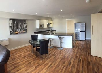 Thumbnail 2 bed property to rent in Quadrangle, Lower Ormond Street, Manchester
