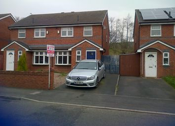 Thumbnail 3 bed semi-detached house to rent in Battersby Street, Ince, Wigan
