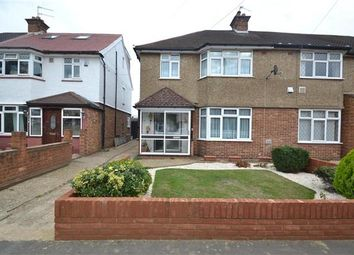 Thumbnail 3 bed semi-detached house to rent in Orchard Avenue, Feltham