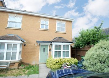 Thumbnail 4 bed town house for sale in Palace Close, Cippenham, Slough