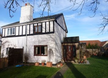 Thumbnail 3 bedroom semi-detached house to rent in Manor Farm Cottages, Back Lane, Holywell