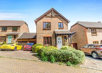 Thumbnail 3 bed detached house for sale in Carpinus Close, Walderslade Woods, Chatham