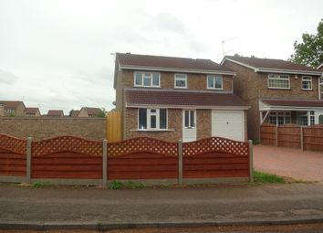 Thumbnail 4 bedroom detached house for sale in Pendlebury Drive, Leicester