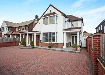 Thumbnail 4 bed detached house for sale in New Bedford Road, Luton