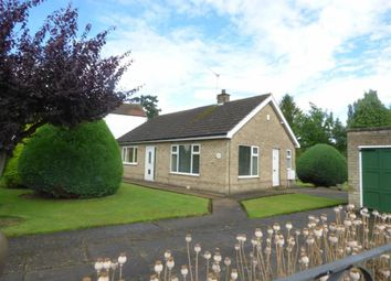 Thumbnail 2 bed bungalow for sale in South Street, Morton, Gainsborough