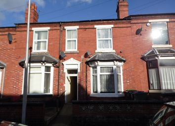 Thumbnail 3 bedroom terraced house for sale in Grange Road, West Bromwich