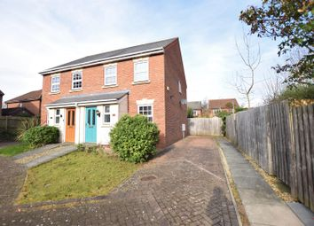 3 bed semi-detached house for sale in Miles Close, Pill, Bristol BS20