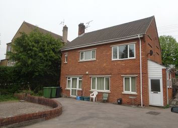 Thumbnail 4 bedroom detached house for sale in Ruspidge Road, Cinderford