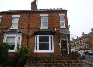 Thumbnail 4 bedroom terraced house to rent in Alcester Road, Moseley
