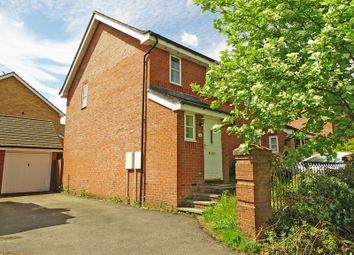Thumbnail 3 bed semi-detached house for sale in St. Clements Way, Bishopdown, Salisbury