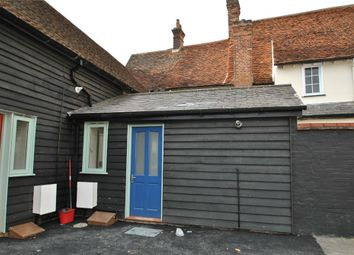 Thumbnail 1 bed terraced house to rent in Bradford Street, Braintree, Essex