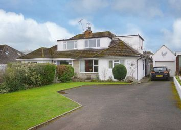 Thumbnail 4 bed semi-detached house for sale in 335 Church Road, Frampton Cotterell, Bristol