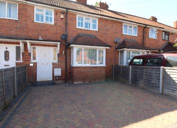 Thumbnail 3 bed terraced house to rent in Tavistock Road, Reading