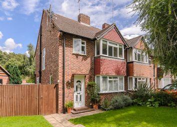 Thumbnail 3 bedroom semi-detached house to rent in Locke King Road, Weybridge
