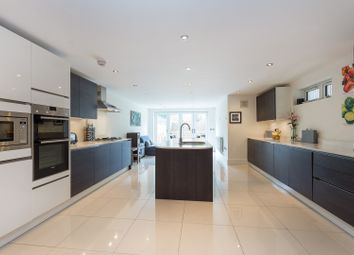Thumbnail 4 bed semi-detached house for sale in Crescent Road, New Barnet