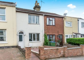 Thumbnail 2 bedroom terraced house for sale in Cracknore Road, Southampton
