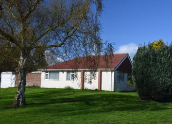 Thumbnail 3 bed bungalow for sale in St Michael's Drive, Appleby Magna