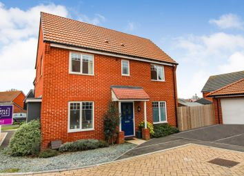 Thumbnail 3 bed semi-detached house for sale in Mistletoe Mews, Didcot
