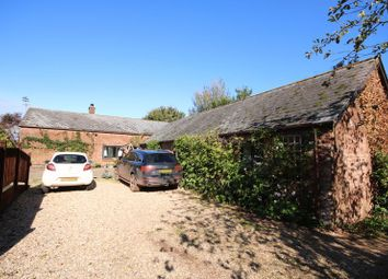 Thumbnail 4 bed barn conversion for sale in Wood Lane, Stogumber, Taunton