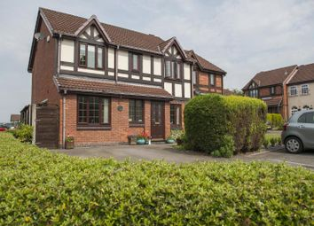 Thumbnail 4 bed semi-detached house for sale in Beechfield Mews, Hyde