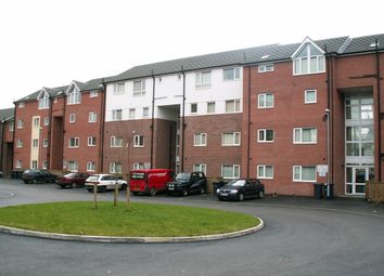 Thumbnail 3 bedroom flat for sale in Sugarmill Square, Eccles New Road, Salford