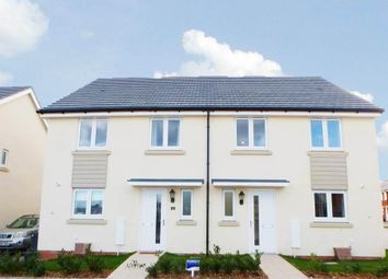 Thumbnail 4 bed semi-detached house to rent in The Crescent, Ablington, Figheldean, Salisbury