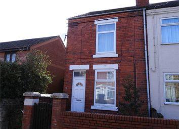 Thumbnail 2 bed end terrace house for sale in King Street, Hodthorpe, Worksop, Nottinghamshire