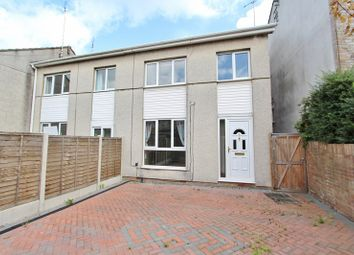 Thumbnail 3 bed semi-detached house to rent in Ashford Way, Kingswood, Bristol