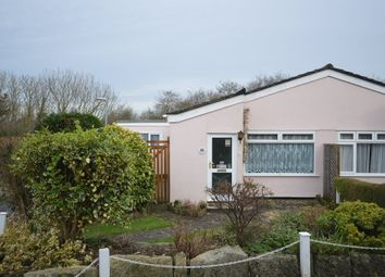 Thumbnail 3 bed terraced bungalow to rent in Penhallow Close, Mount Hawke, Truro