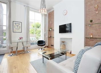 Thumbnail 1 bed flat to rent in Chepstow Road, London