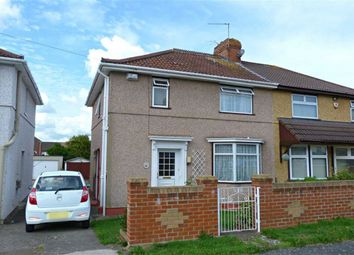 Thumbnail 3 bed semi-detached house for sale in Queensdale Crescent, Knowle, Bristol