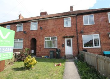 Thumbnail 4 bed terraced house for sale in Myrtle Grove, Roddymoor, Crook