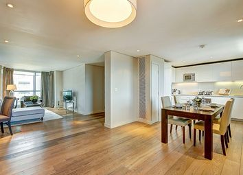 Thumbnail 3 bed flat to rent in Merchant Square East, Paddington, London