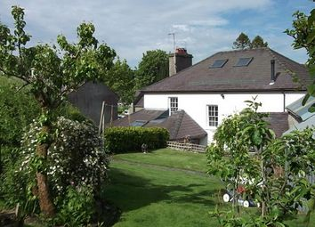 Thumbnail 4 bed detached house for sale in Llanwnnen, Lampeter