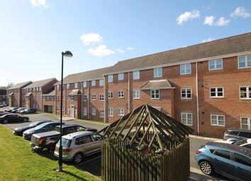 Thumbnail 2 bed flat for sale in Chapelside Close, Great Sankey, Warrington