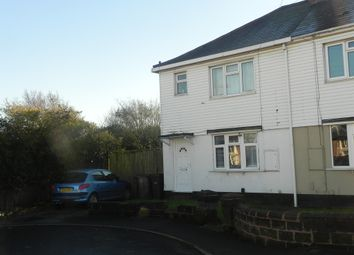 Thumbnail 3 bed semi-detached house to rent in Bowdler Road, Wolverhampton