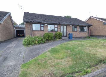 Thumbnail 3 bed detached bungalow for sale in Gravel Lane, Stafford