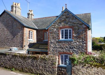 Thumbnail 4 bed semi-detached house for sale in Stoke Gabriel Road, Galmpton, Brixham