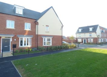 Thumbnail 3 bed detached house to rent in Cicero Crescent, Fairfields