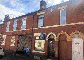 2 bed end terrace house to rent in May Street, Derby DE22