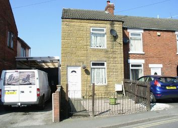 Thumbnail 2 bed end terrace house for sale in Wharf Road, Pinxton, Nottingham
