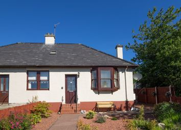 Thumbnail 1 bed semi-detached bungalow for sale in Davidson Terrace, Haddington