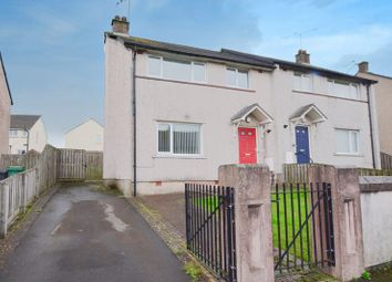 Thumbnail 3 bed semi-detached house for sale in Grasmere Avenue, Workington