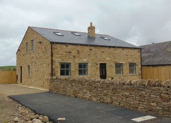 Thumbnail 4 bed detached house for sale in Burnley Road, Cliviger, Burnley, Lancashire