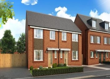 Thumbnail 4 bed semi-detached house for sale in Mill Brow, Central Avenue, Liverpool
