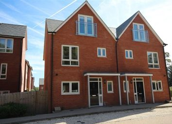 Thumbnail 4 bed semi-detached house to rent in Newlands Way, Cholsey, Wallingford
